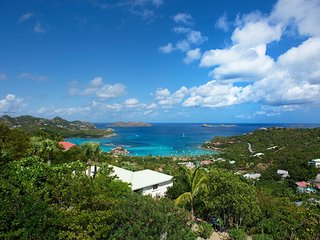 Luxury Ocean View Villa with Pool in St Jean - Saint Jean vacation rentals