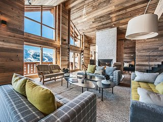 Aspen Lodge Penthouse Luxury Ski Chalet - Meribel vacation rentals