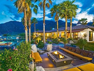 Palm Springs Luxury Tuscan Villa with Mountain Vistas - Palm Springs vacation rentals