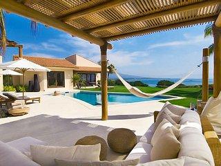 Luxury Ocean View Villa with Pool in Lagos del Mar - Punta de Mita vacation rentals