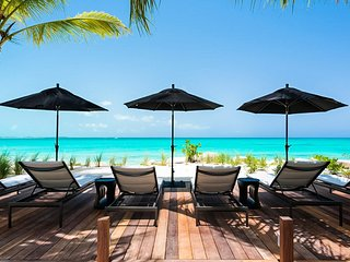 Contemporary Beachfront Luxury Estate in Grace Bay - Grace Bay vacation rentals