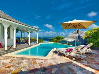 Villa Lagon Bleu St Barts Luxury Villa Rental - Petit Cul de Sac vacation rentals