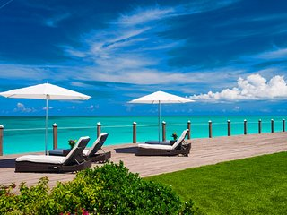 Conch Villa Turks and Caicos Oceanfront Estate - Grace Bay vacation rentals