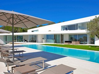 Villa Ixos Modern Ibiza Luxury Estate with Ocean Views - Cala Gracio vacation rentals