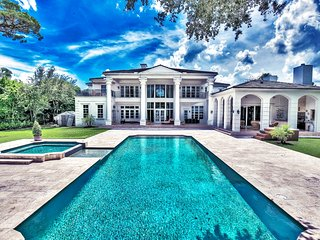Miami Venetian Sprawling Luxury Estate with Pool - Miami vacation rentals