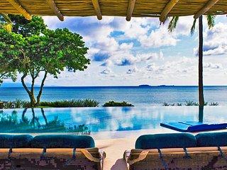 Exotic Oceanfront Estate with Pool in Los Ranchos - Punta de Mita vacation rentals