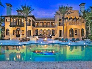 Villa Contenta Miami Luxury Estate on Palm Island - Miami Beach vacation rentals