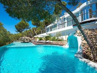 Villa Roca Fully Serviced Ibiza Luxury Villa With Panoramic Ocean Views - Ibiza vacation rentals