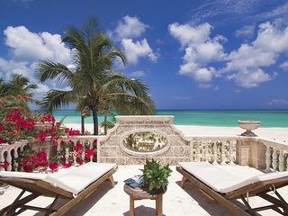 Coral House Turks and Caicos Oceanfront Estate - Grace Bay vacation rentals