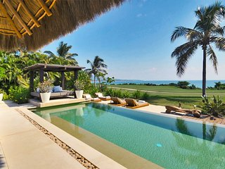 Contemporary Golf Villa with Ocean Views in Lagos del Mar - Punta de Mita vacation rentals