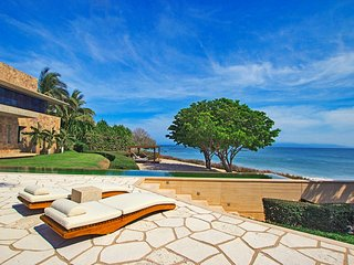 Luxury Beachfront Modern Architectural Masterpiece - Punta de Mita vacation rentals