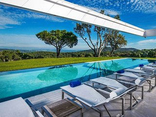 Saint Tropez Sprawling Ocean View Estate with Pool - Ramatuelle vacation rentals