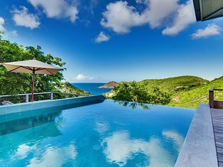Villa Datcha St Barts Ocean View Luxury Villa with Pool - Flamands vacation rentals