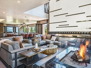 Chalet Perce Neige Luxury Rental in Courchevel 1850 - Saint Bon Tarentaise vacation rentals