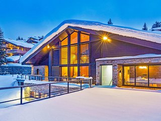 Chalet Greystone Courchevel Luxury Ski Villa - Saint Bon Tarentaise vacation rentals