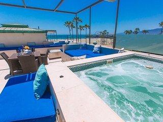 Santa Monica Luxury Ocean View Condo with Rooftop Hot Tub - Santa Monica vacation rentals