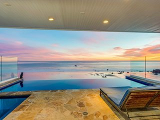 Malibu Endless Views Ocean Front Estate with Infinity Pool - Malibu vacation rentals