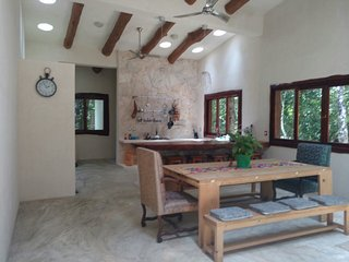 Wonderful Jungle House , M. Gomez, Tulum by KVR - Tulum vacation rentals