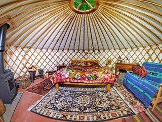 Luxury Yurt Retreat in Sussex Woodland - Halland vacation rentals