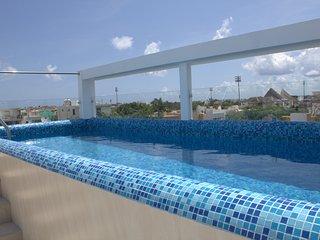 Brandnew Condo 2BR Playa del Carmen by KVR - Playa del Carmen vacation rentals