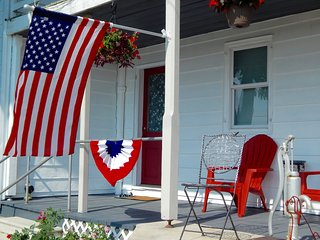 The Rested Rooster Maisonette at The Farmhouse - Gettysburg vacation rentals