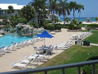 Oceanview/Poolside Condo on Seven Mile Beach - George Town vacation rentals