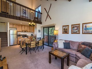 Ski-In, Ski-Out Truckee Condo in the 5-Star Tahoe Donner Association - Truckee vacation rentals