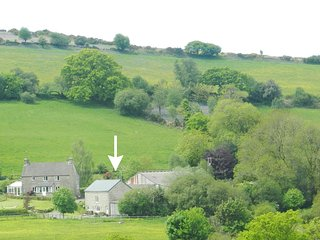 Beautiful 2 bedroom North Bovey House with Internet Access - North Bovey vacation rentals