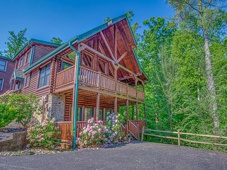 CRAZY Summer Special from $169!!! Luxurious 3BR Gatlinburg Cabin. Sleeps 10. - Gatlinburg vacation rentals