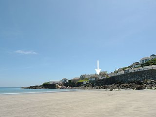 Bright 4 bedroom House in Coverack with Internet Access - Coverack vacation rentals