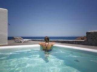 Casa Di Mare Villa, exterior Hot Tub, Imerovigli - Imerovigli vacation rentals