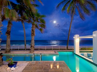 AAA Prime Oceanfront Villa Corinne + Private Pool - Philipsburg vacation rentals