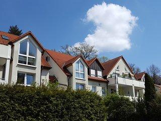 Familienfreundliche neu möblierte Wohnung - Rosstal vacation rentals