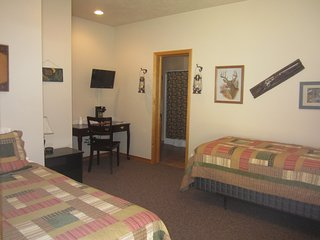 Montana's Wolf Creek Lodge - Room 1 - Wolf Creek vacation rentals
