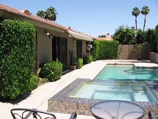 3 BR w/ Private Large Heated Salt Water Pool & Spa - Palm Desert vacation rentals