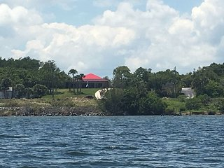 Riverfront pool home; easy access beaches & disney - Malabar vacation rentals
