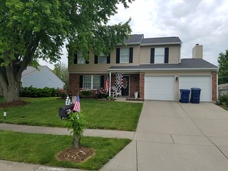 2 story home by a nice Park in great location - Fishers vacation rentals