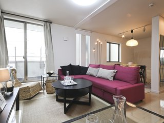 Shinjuku flat/ 5 min from Sta./14ppl - Shibuya vacation rentals