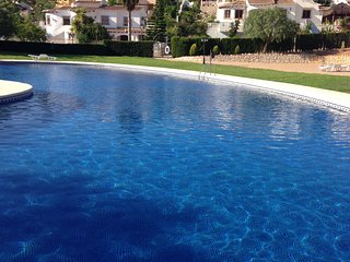 Villa with mountain views, communal pool - Murla vacation rentals