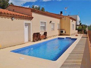 Villa in L´Ametlla de Mar, Costa Dorada, Sant Jordi de Alfama, Spain - Calafat vacation rentals