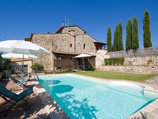 Beautiful 4 bedroom Vacation Rental in Barberino Val d' Elsa - Barberino Val d' Elsa vacation rentals