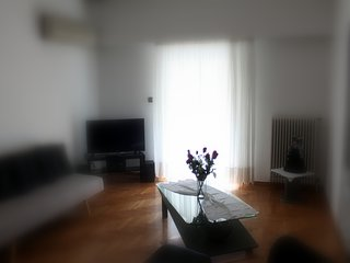 1AA222016 Spacious Apartment in Athenian centre - Athens vacation rentals