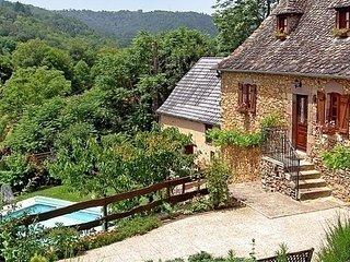 Cozy 3 bedroom Argentat sur Dordogne House with Dishwasher - Argentat sur Dordogne vacation rentals