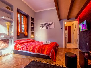 Charming and quiet place in center - Belgrade vacation rentals