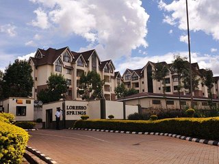 2 bedroom all en-suite furnished apartment - Nairobi vacation rentals
