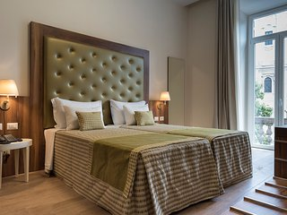 Room 102 Caravaggio - Navona Luxury Guesthouse - Rome vacation rentals