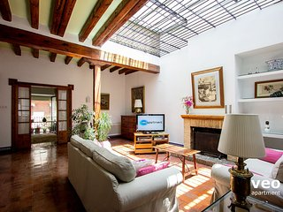 Monsalves. Wonderful stately town-house. 12 guests - Seville vacation rentals