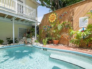 Royal Poinciana - Garden House - Key West vacation rentals