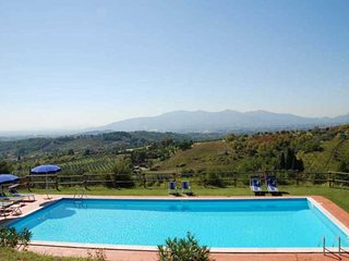 Sunny 6 bedroom San Gennaro Collodi Villa with Stereo - San Gennaro Collodi vacation rentals