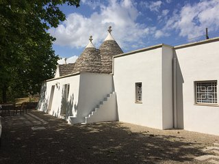 Traditional Italian Trullo in Rural Puglia - Martina Franca vacation rentals